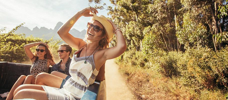 Cuidados no verão – Proteja seu corpo, pele e cabelo